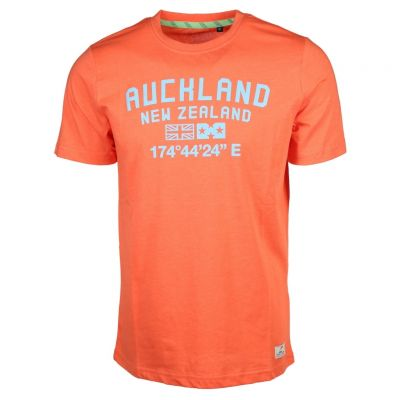 New Zealand Auckland - Shirt mit Print - Te Au