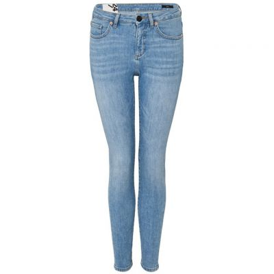 Opus - Skinny Jeans - Evita light blue