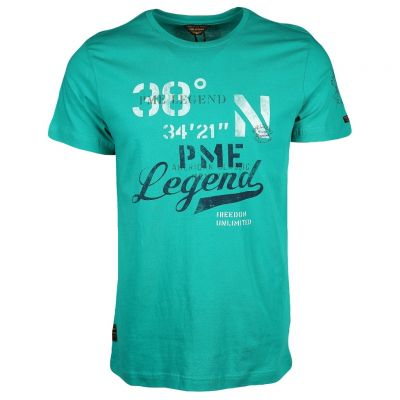 PME Legend - Shirt mit Vintage Prints