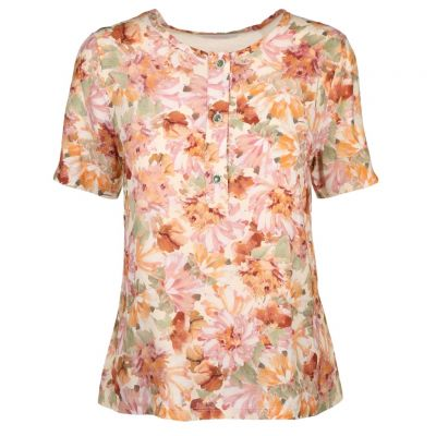 Rich & Royal - Floral bedrucktes Shirt