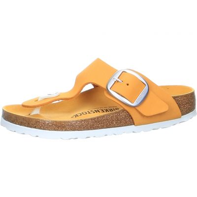 Birkenstock - Zehentrenner in Apricot - Gizeh Big Buckle NU Apricot