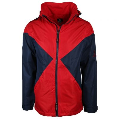 wind sportswear - Funktionsjacke in Rot
