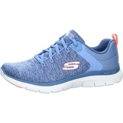 Skechers - Sneaker in melierter Optik - Flex Appeal