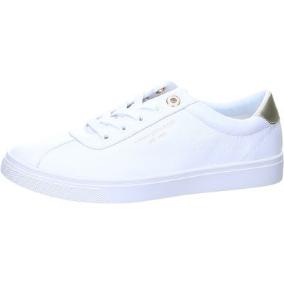 Tommy Hilfiger - Flacher Sneaker - Court Leather