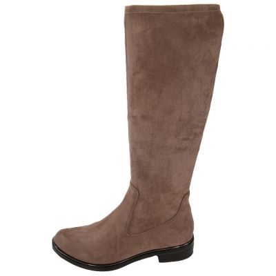 Caprice - Softer Boot in Taupe
