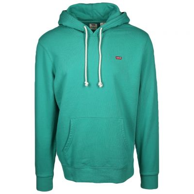 Levi's - Hoodie mit Labelpatch