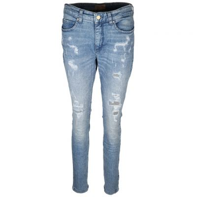 MAC - Destroyed Jeans - Dream Skinny Authentic