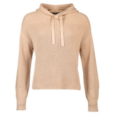 Comma - Pullover in Camel