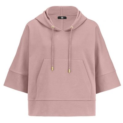 Riani - Hoodie in Cropped Form