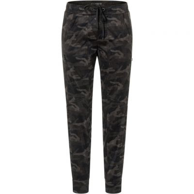 Cambio - Jogg Pants mit Camouflage Muster - Jorden