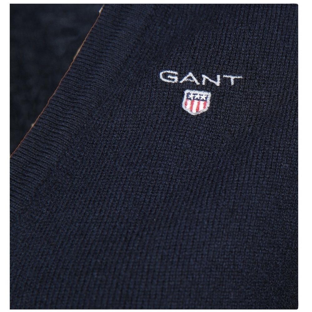Gant - Strickjacke Superfine Lambswool Cardigan